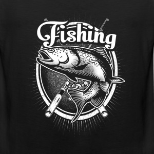 Fishing - Just one more cast I promise - Men's Premium Tank