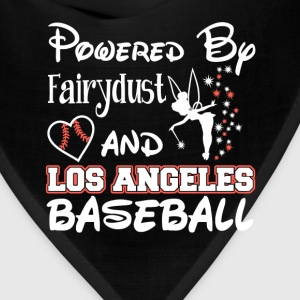 Los Angeles baseball - Powered by fairydust - Bandana