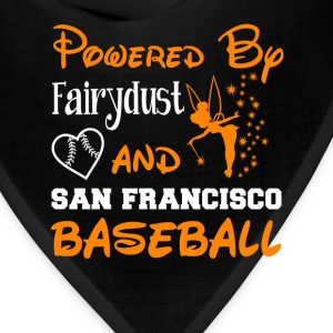 San Francisco baseball - Powered by fairydust - Bandana