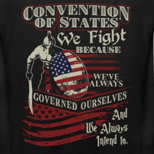 Military - We've always governed ourselves - Men's Premium Tank