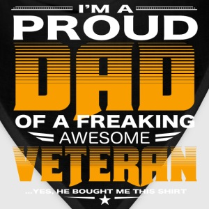 Dad of a freaking awesome veteran - Bandana