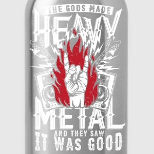 Heavy metal music - They saw it was good - Water Bottle