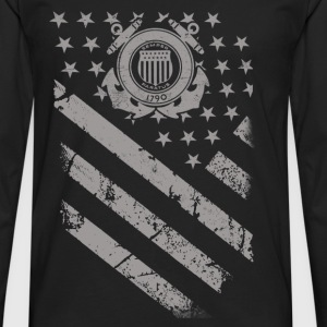 United States coast guard seal - Men's Premium Long Sleeve T-Shirt