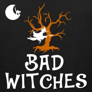 bad witches,Halloween,witch - Men's Premium Tank