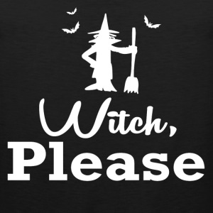 witch please2.png T-Shirts - Men's Premium Tank