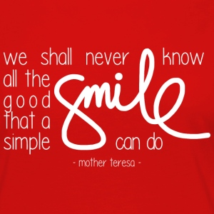 A simple smile (dark) Baby & Toddler Shirts - Women's Premium Long Sleeve T-Shirt