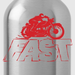 ever fast moto - Water Bottle