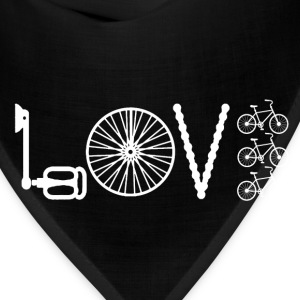 Cycling Love Shirt - Bandana