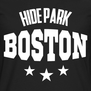 BOSTON2.png T-Shirts - Men's Premium Long Sleeve T-Shirt
