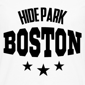 BOSTON1.png T-Shirts - Men's Premium Long Sleeve T-Shirt