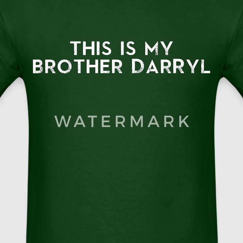 Brother Darryl - Men's T-Shirt