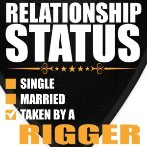 Relationship Status Single Married Rigger - Bandana