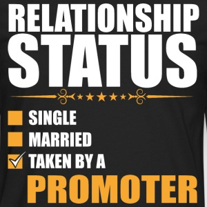 Relationship Status Single Married Promoter - Men's Premium Long Sleeve T-Shirt
