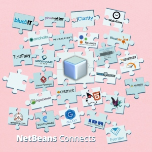NetBeans Connects - Kids' Hoodie