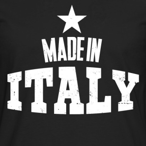 ITALY2.png T-Shirts - Men's Premium Long Sleeve T-Shirt