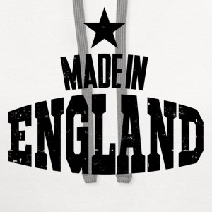 ENGLAND6.png T-Shirts - Contrast Hoodie