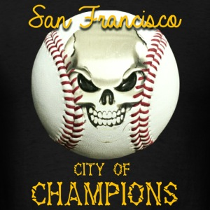 CITY OF CHAMPIONS Hoodies - Men's T-Shirt