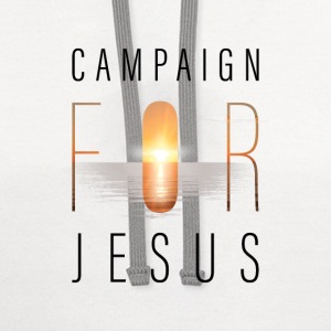 Campaign for Jesus - Contrast Hoodie