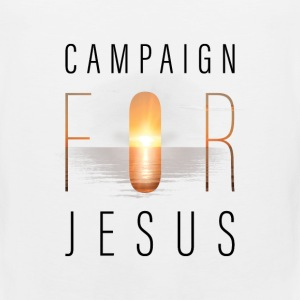 Campaign for Jesus - Men's Premium Tank
