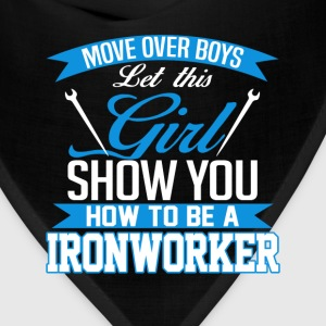 Iron worker - Show you how to be an ironworker - Bandana