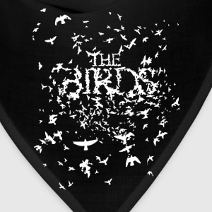 The birds - Awesome t-shirt for birds lovers - Bandana