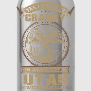 Utah - Yes I know - Water Bottle