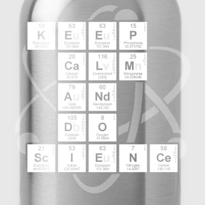 Science - Awesome science t-shirt for science - Water Bottle