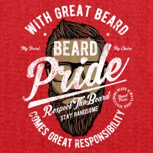 Hipster Beard Pride Mugs & Drinkware - Tote Bag