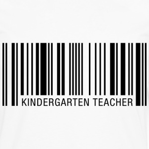 Kindergarten Teacher T-Shirts - Men's Premium Long Sleeve T-Shirt