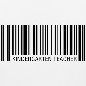 Kindergarten Teacher T-Shirts - Men's Premium Tank