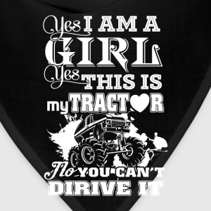 Tractor - This is my tractor and you can't drive - Bandana