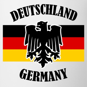 DEUTSCHLAND1.png T-Shirts - Coffee/Tea Mug