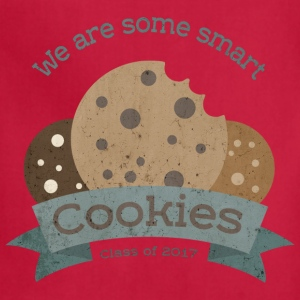 Smart cookies T-Shirts - Adjustable Apron