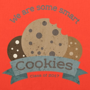 Smart cookies T-Shirts - Tote Bag