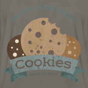 Smart cookies T-Shirts - Men's Premium Long Sleeve T-Shirt