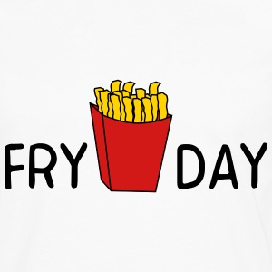 Fry Day T-Shirts - Men's Premium Long Sleeve T-Shirt