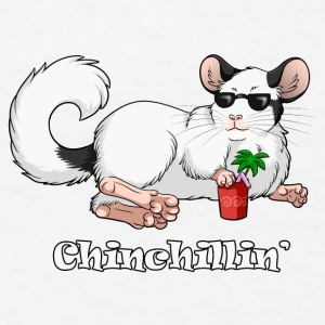 Chinchillin' Mugs & Drinkware - Men's T-Shirt