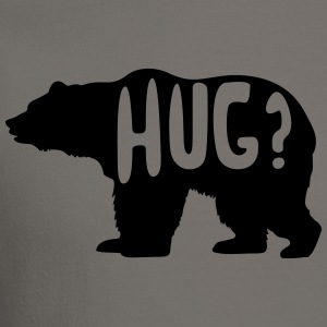 Bear Hug? T-Shirts - Crewneck Sweatshirt