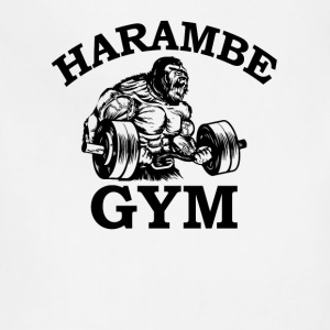 Harmbee Gym T-Shirts - Adjustable Apron