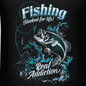 Fishing Tanks - Men's T-Shirt