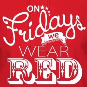 RED Friday - Women's Hoodie