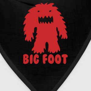 BIG FOOT - Bandana