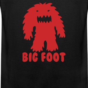 BIG FOOT - Men's Premium Tank