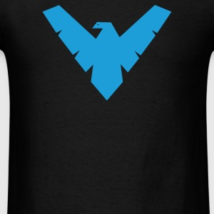 Distressed Nightwing - Men's T-Shirt