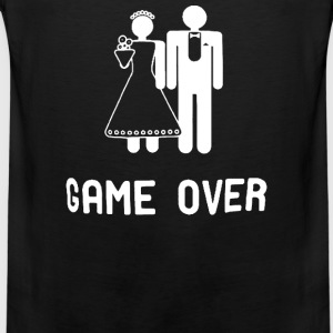 GAME OVER - Men's Premium Tank