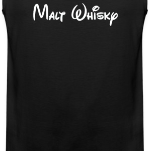 Malt Whiskey - Men's Premium Tank