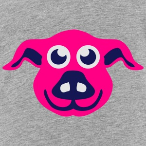 pig drawing animals 411 Kids' Shirts - Toddler Premium T-Shirt