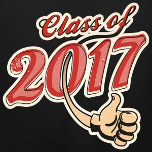 Class of 2017 T-Shirts - Men's Premium Tank