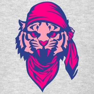 tiger scarf 408 Sportswear - Men's T-Shirt