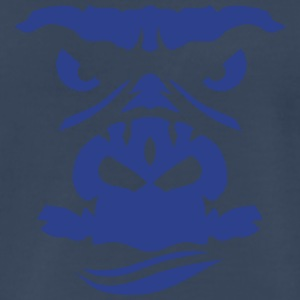 wild animal gorilla 4072 Sportswear - Men's Premium T-Shirt